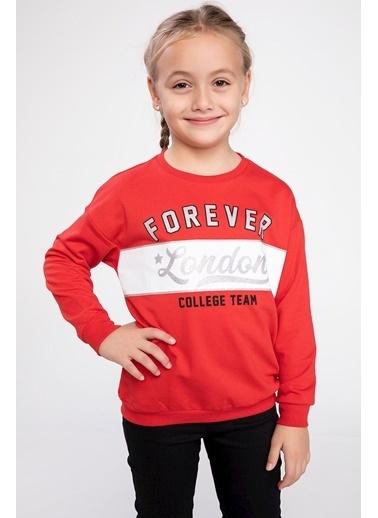 DeFacto Sweatshirt Kırmızı